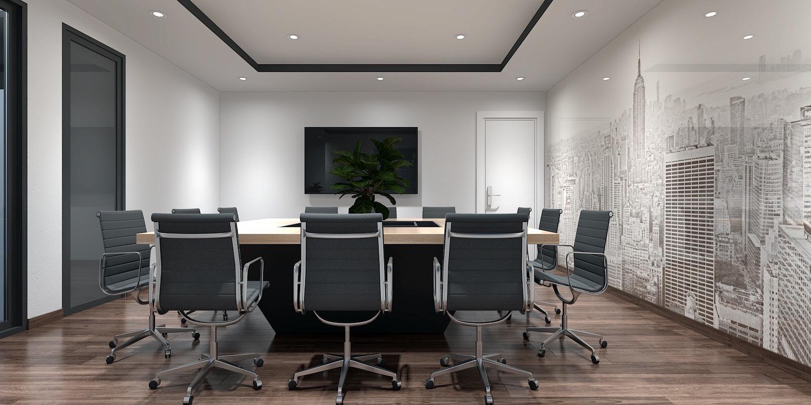 Phòng họp team cho nhân viên