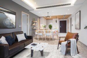 Phá dỡ và hoàn thiện lại căn hộ