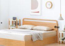 Tông màu nhẹ phòng ngủ