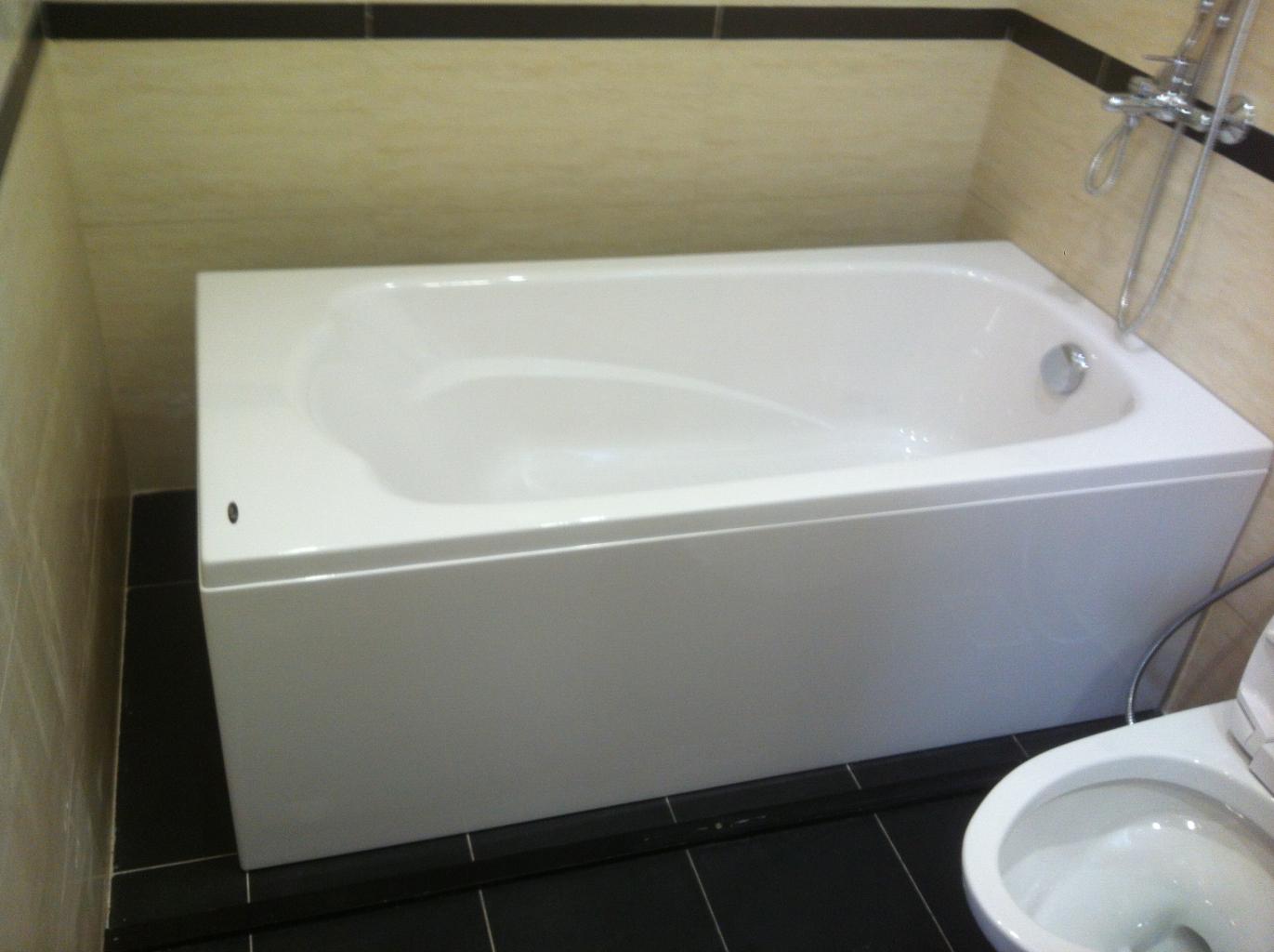 Lắp đặt bồn tắm