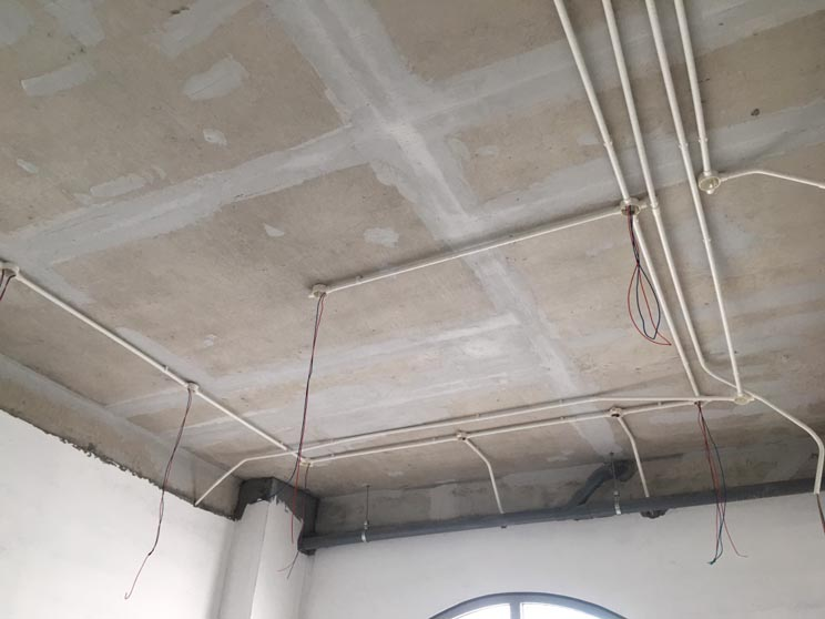 Điện trên trần