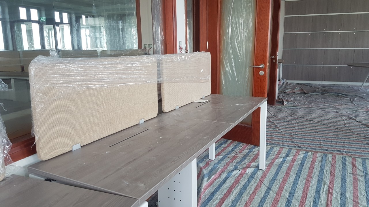 Giai đoạn hoàn thiện nội thất văn phòng