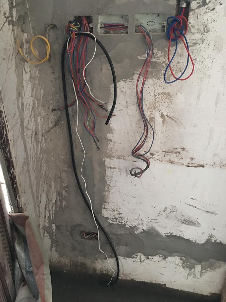 Thi công hệ thống điện cho ngôi nhà