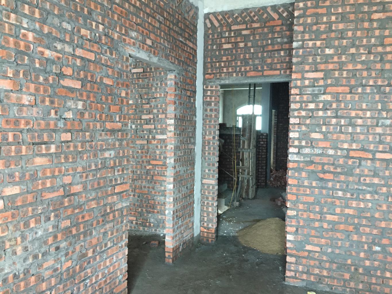 Xây tường ngăn phòng