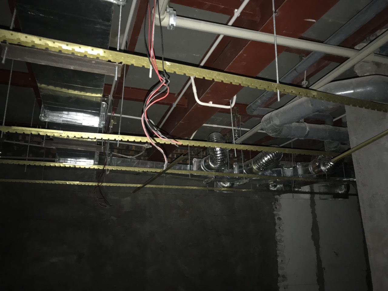 21. Trần WC khu A tầng 2