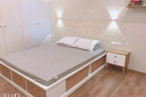 Giường ngủ theo phong cách Hàn Quốc